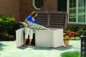 Suncast 36-Cubic Premium Multi-Purpose Storage Shed