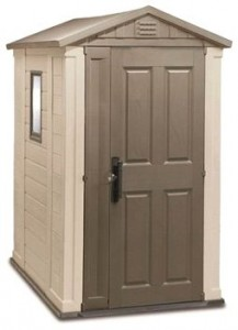 Keter Apex 4x6 Storage Shed Review Outdoor Storage