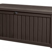 Keter Rockwood Deck Storage Box